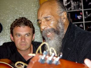Don Mescall and Richie Havens