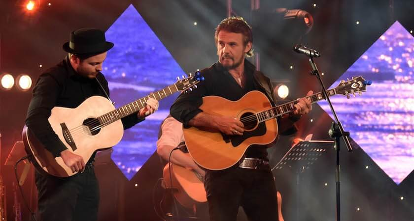 Don Mescall James Shannon Irish Post Country Music Awards TG4 30th Aug 2017